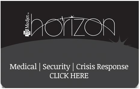 Medjet Horizon logo